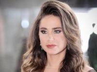 الممثلة السورية ديمة قندلفت