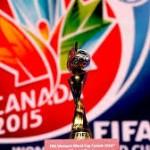كأس العالم للسيدات2015 بكندا(Canada):من6جوان إلى5جويلية