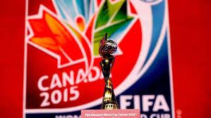 كأس العالم للسيدات2015 بكندا.