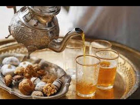 صينية الشاي في رمضان