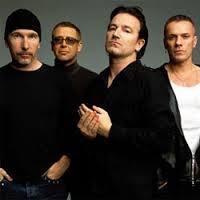 الفرقة الأمريكية U2