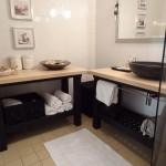 آخر صيحات أثاث غرف الحمام(Salle De Bain)