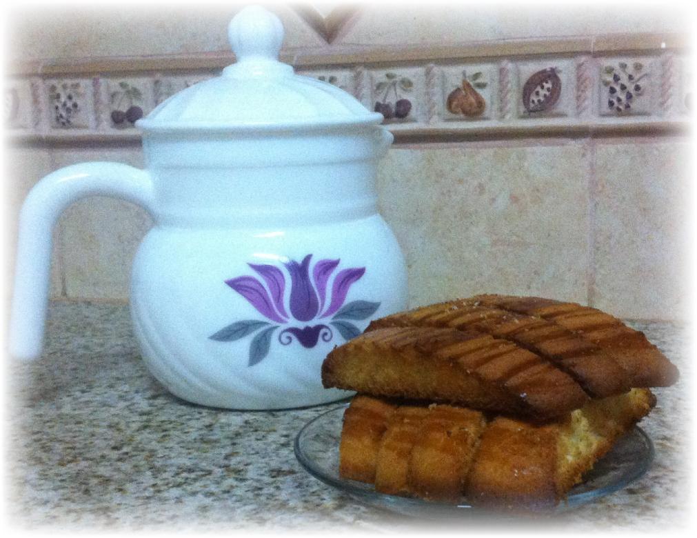 حلوة جزائرية كروكي