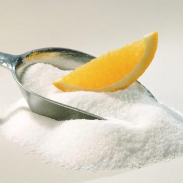 عصير الليمون و السكر