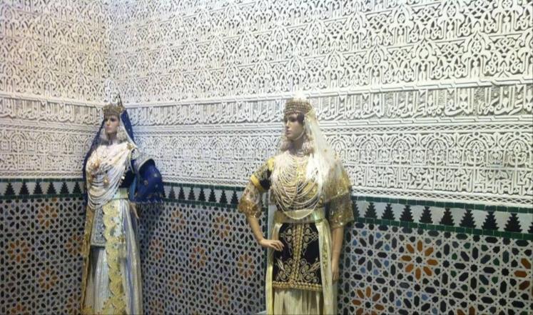 cheddaالشدة التلمسانية(القفطان الجزائري)