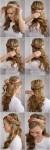 تسريحات شعر في أقل من ثلاث(3)دقائق