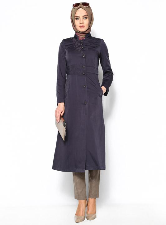 Robe manteau