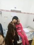 """الممثلة التركية""""لميس"""" تدشن جناح طب الأعصاب للأطفال بمستشفى """"بارني"""" بحسين داي"""