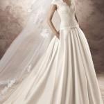 آخر موديلات فساتين العرائس لعام2016