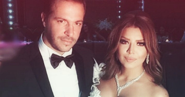 PHOTOS DU MARIAGE Amel et son mari