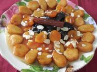 Beignets-de-pâte-damande