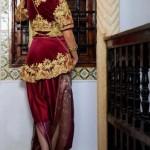 """اللباس التقليدي الجزائري العاصمي """"الكاراكو و البدرون"""""""