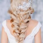 تسريحات شعر جديدة للعرائس و لا أروع 2016