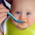 التغذية للرضيع في شهره السادس