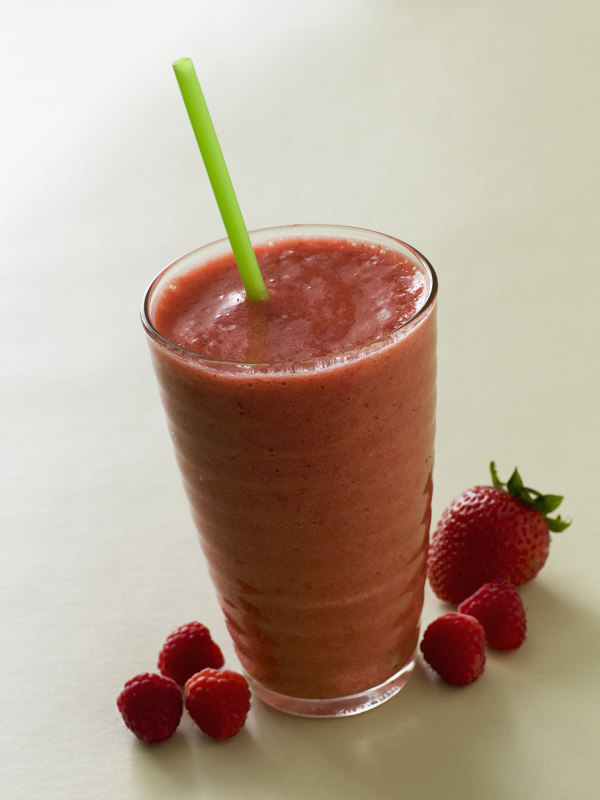 smouthie fraises