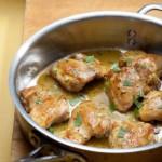 صدورالدجاج بالريحان و الخل البلسمي