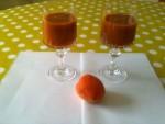 عصير المشمش المجفف البارد