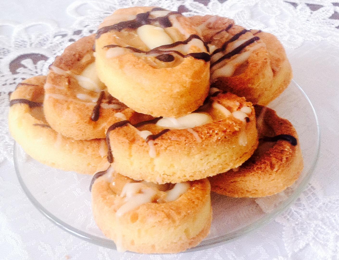 حلوى بجوز الهند ونستلي كاراميل
