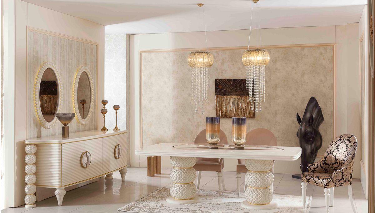 غرفة معيشة عصرية